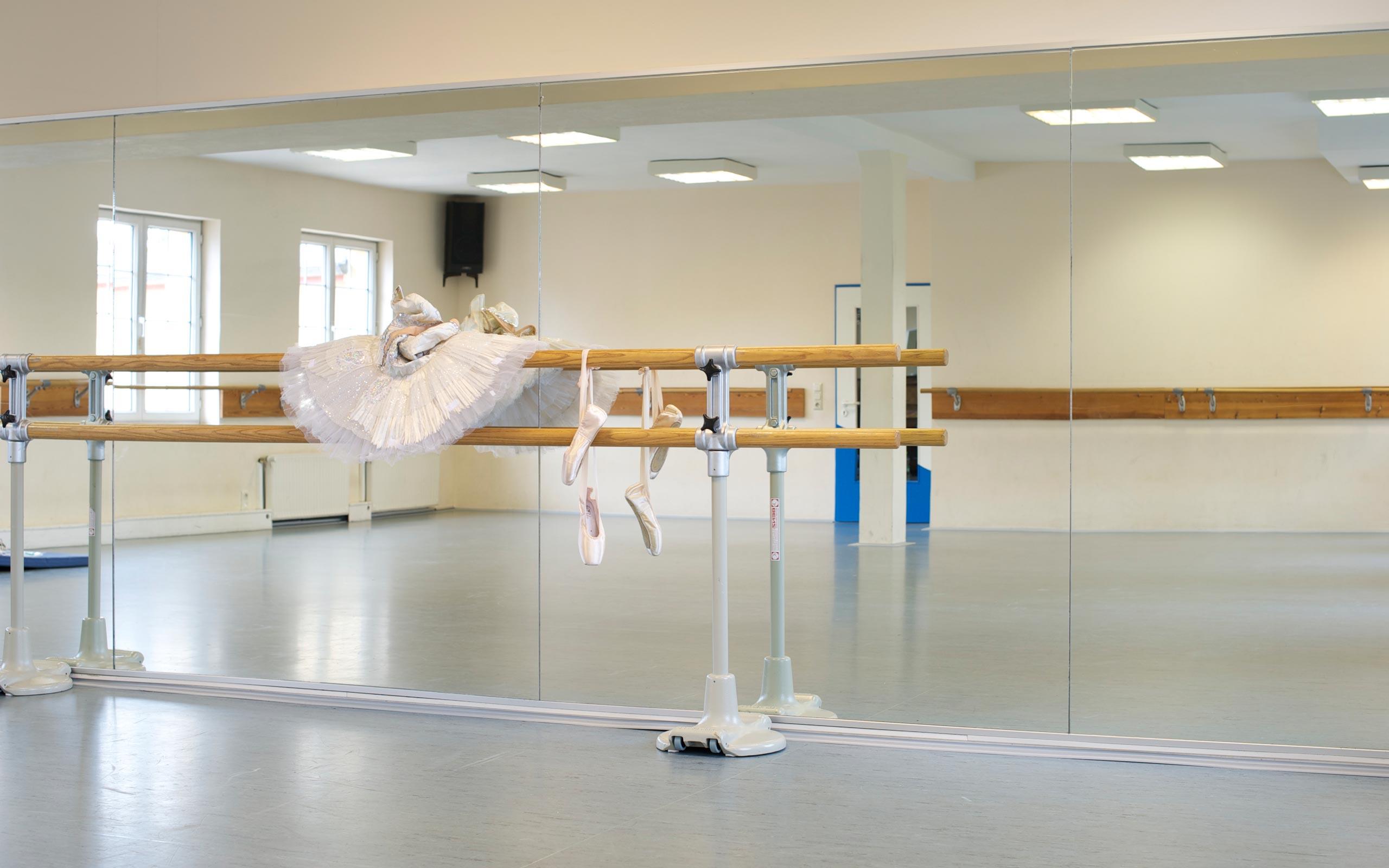 Tanzkurs Klassisch der Tanzakademie Erxleben mit Schwerpunkt Ballett