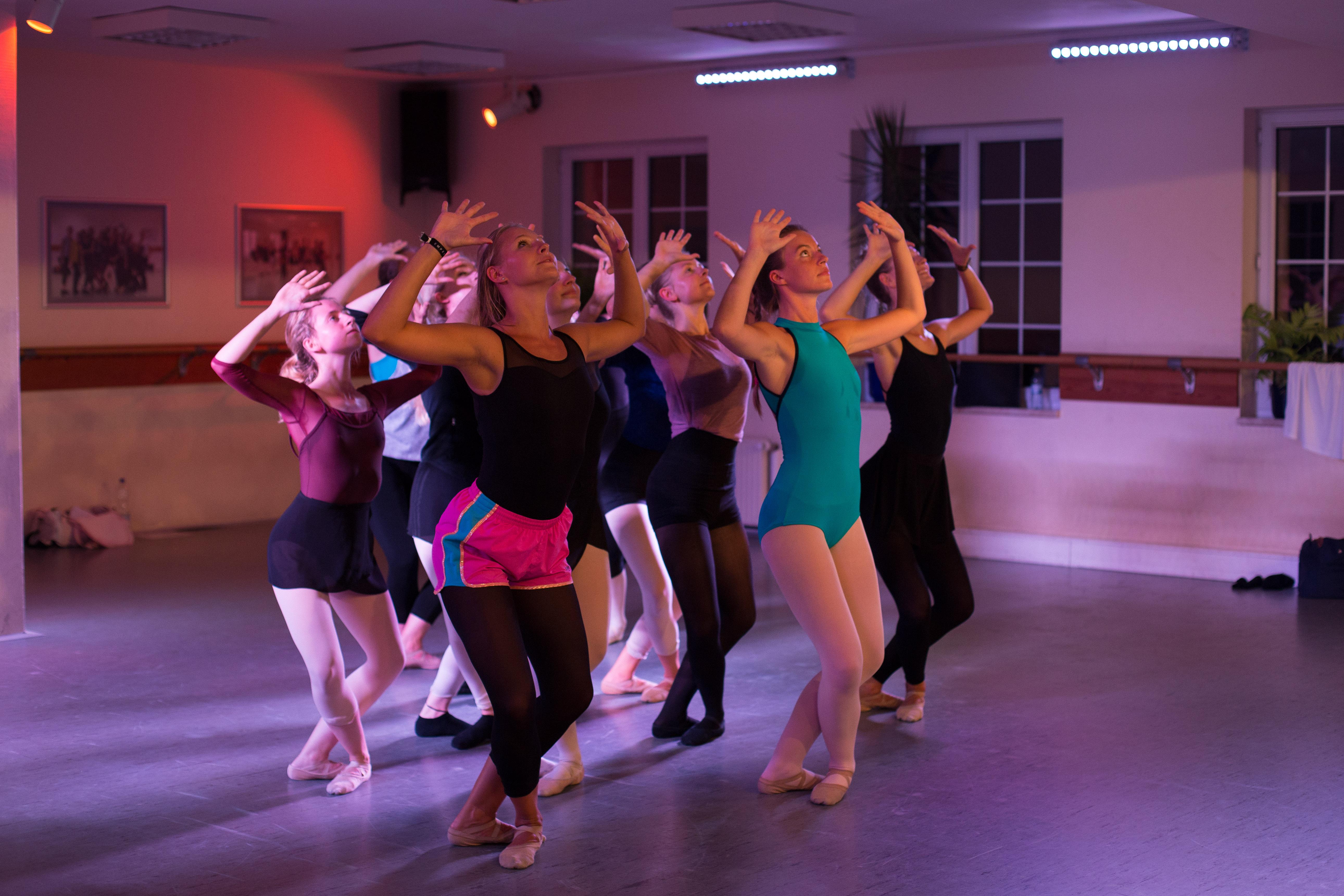 Contemporary Ballett