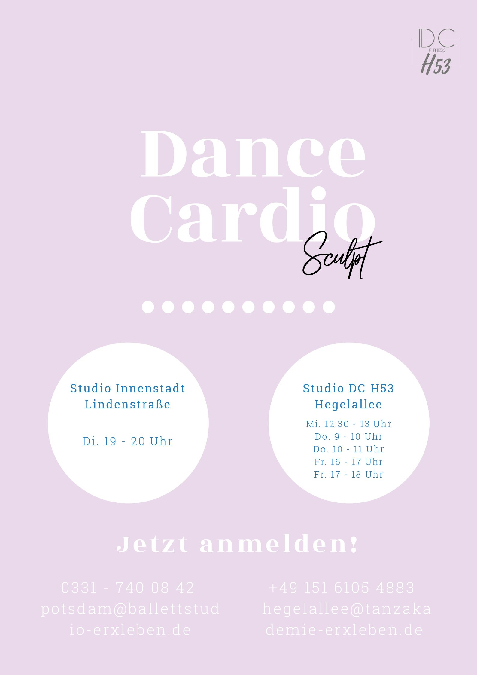 Bild DanceCardio