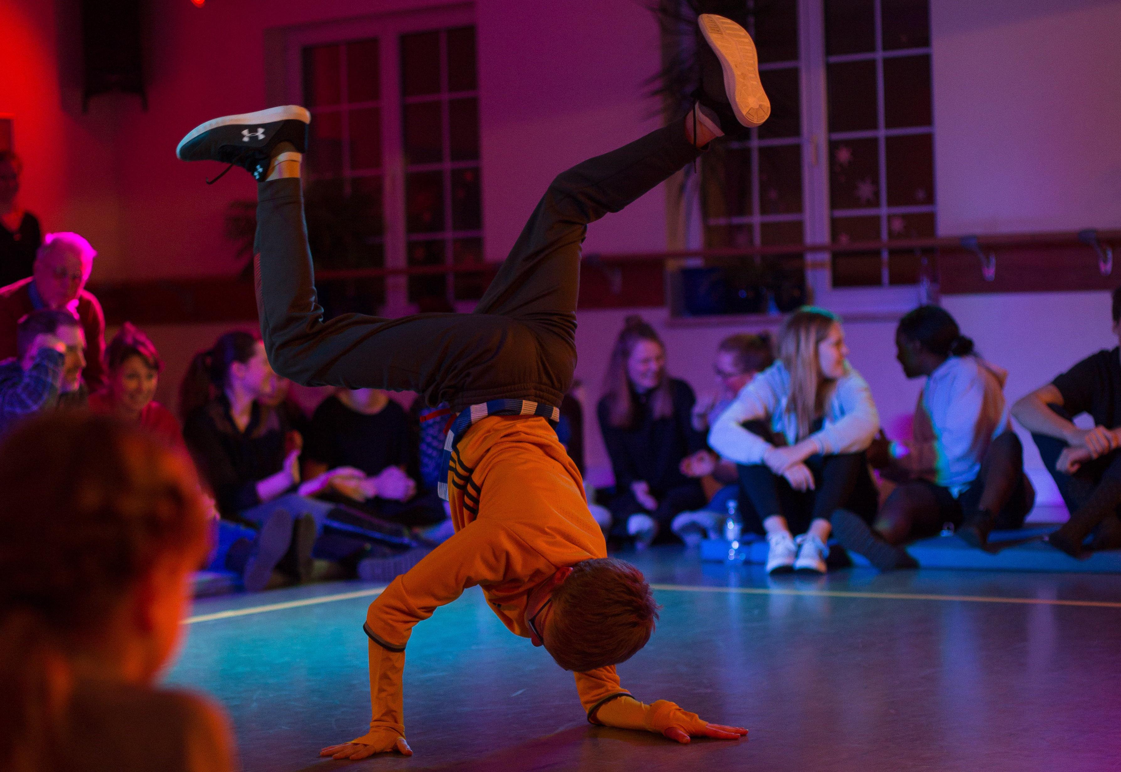 Breakdance Unterricht in Potsdam