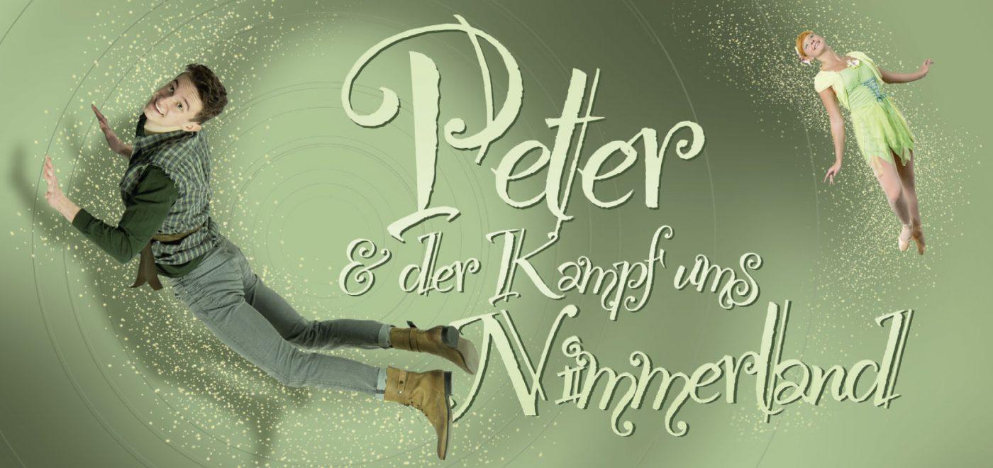 Peter und der Kampf ums Nimmerland