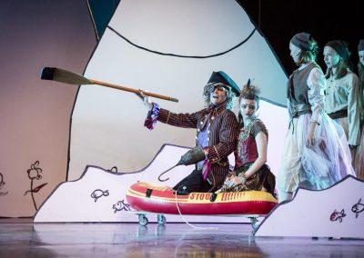 """Unser Sommermärchen 2019 """"Peter und der Kampf ums Nimmerland"""" im Hans Otto Theater Potsdam"""